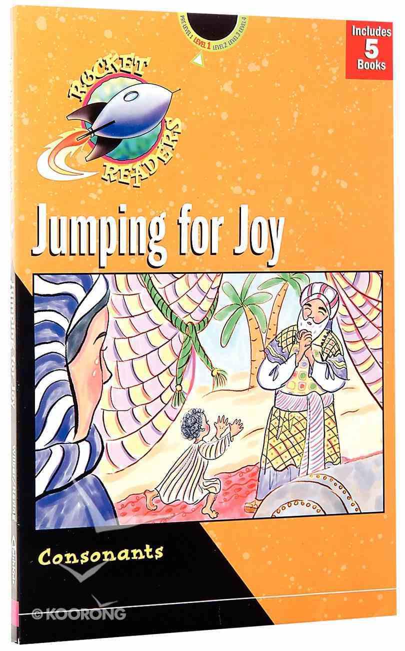 Jumping For Joy (Consonants) (Rocket Readers Level 1 Series) Paperback