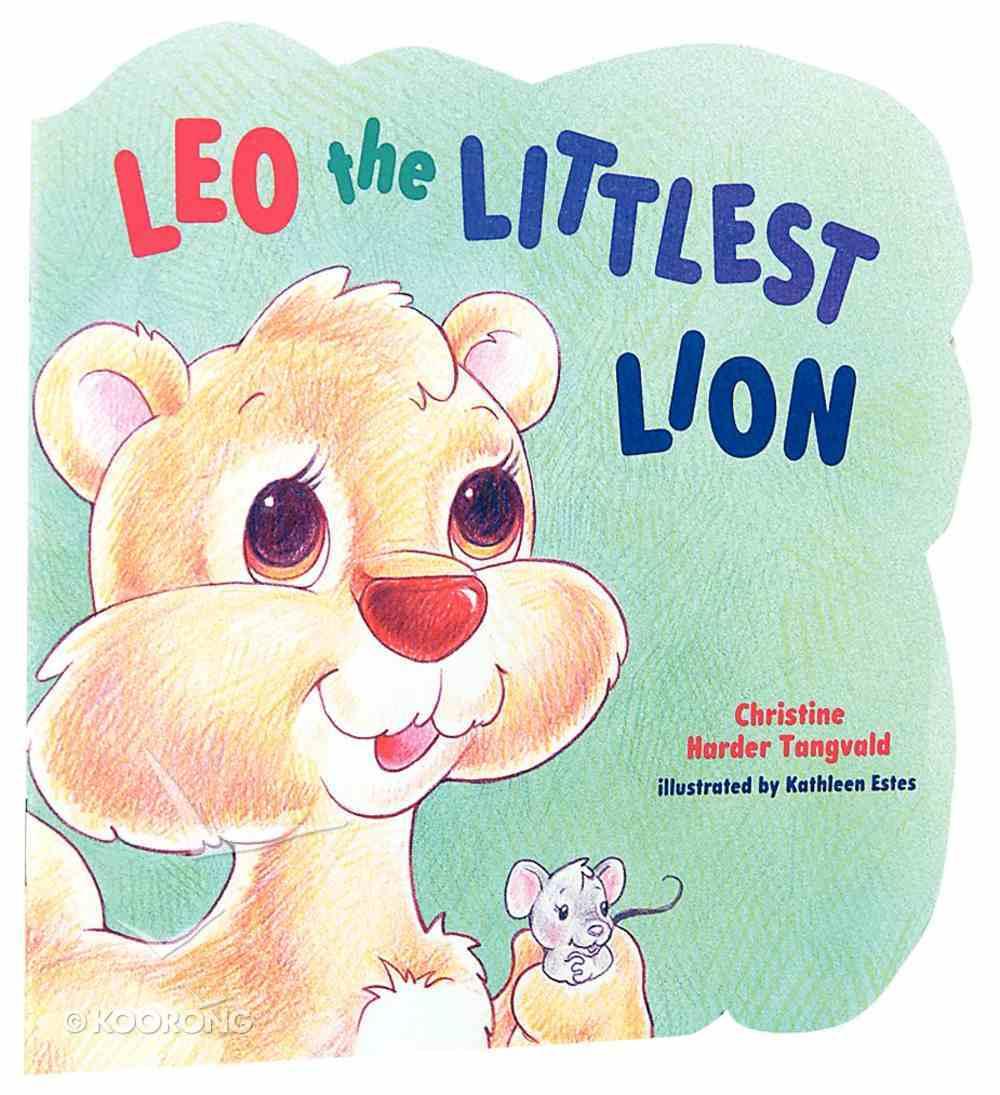 Leo the Littlest Lion Paperback