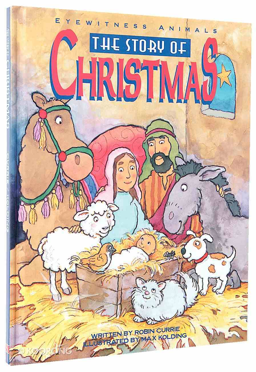 The Story of Christmas Hardback
