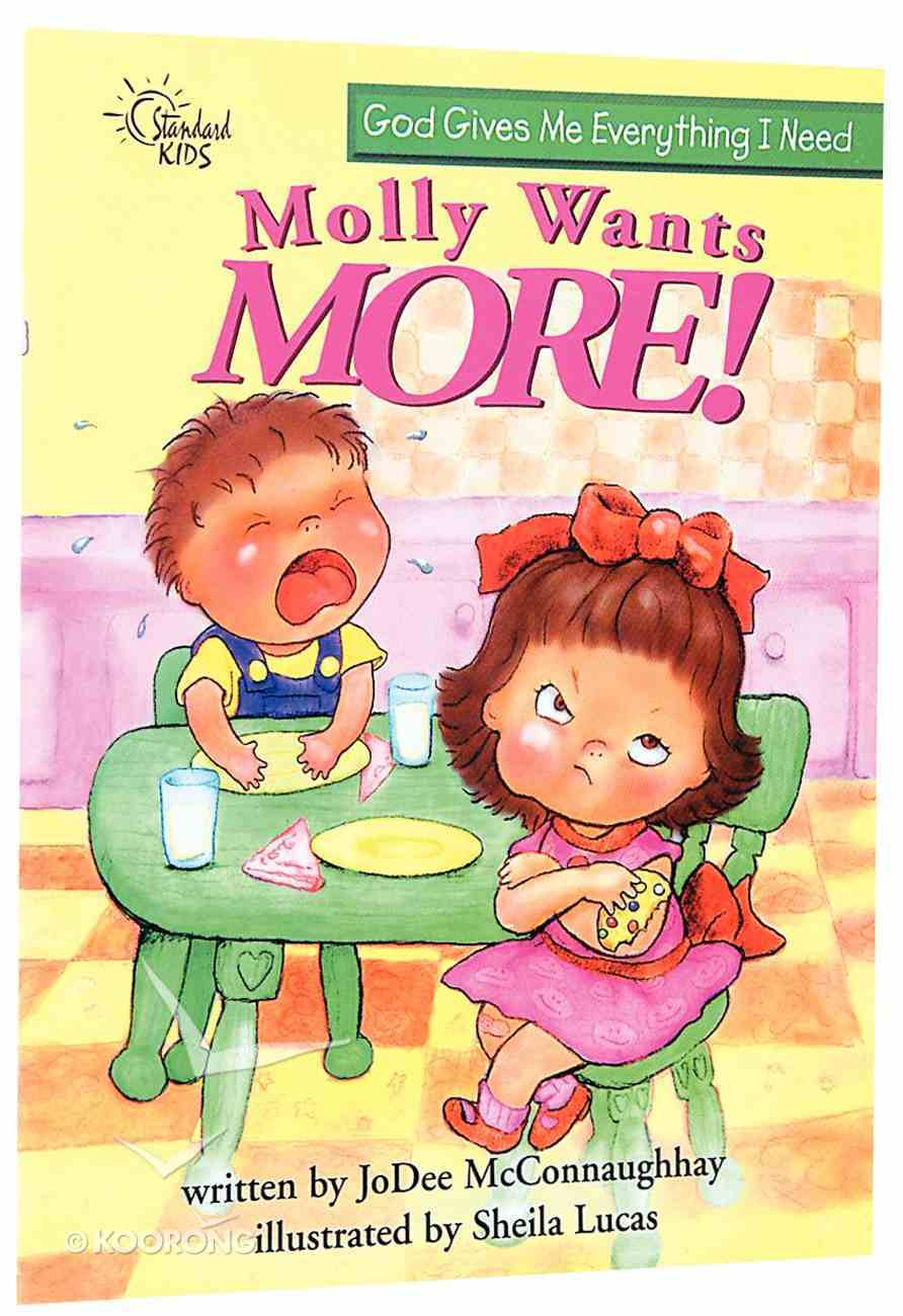 Molly Wants More! (Happy Day Series) Paperback