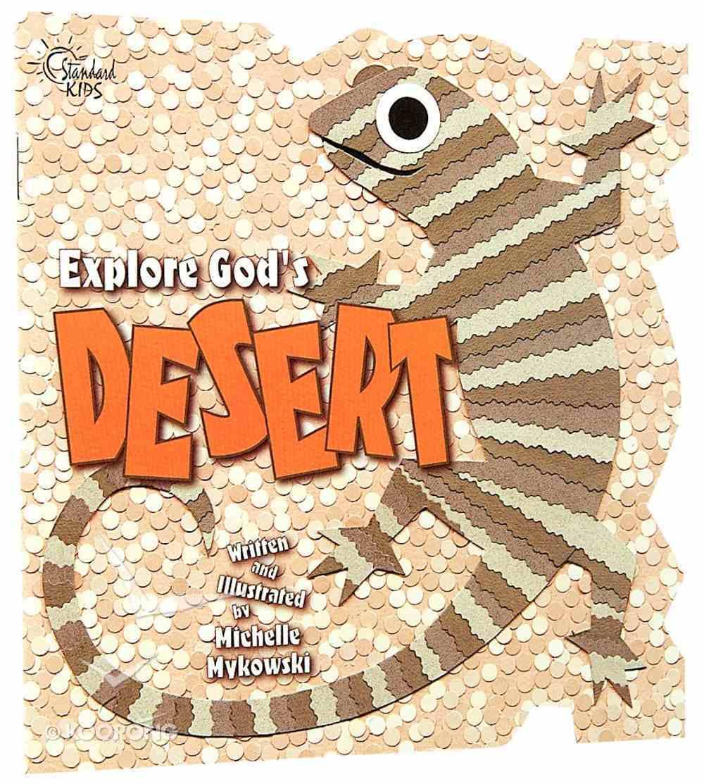 Explore God's Desert Paperback