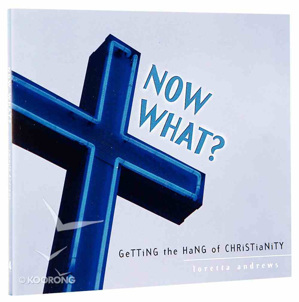 Now What? Paperback