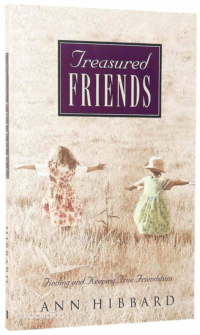 Treasured Friends Paperback