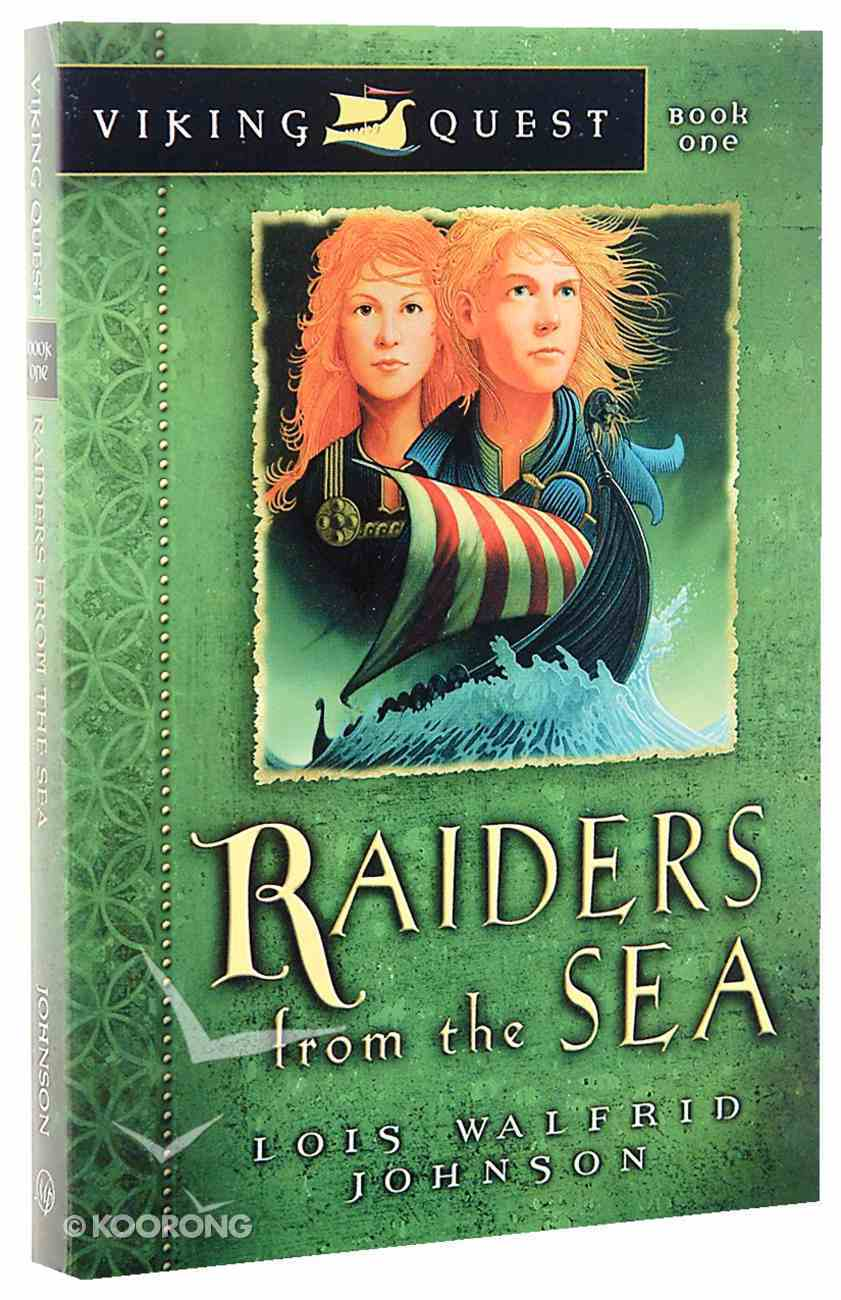 Raiders From the Sea (#01 in Viking Quest Series) Paperback