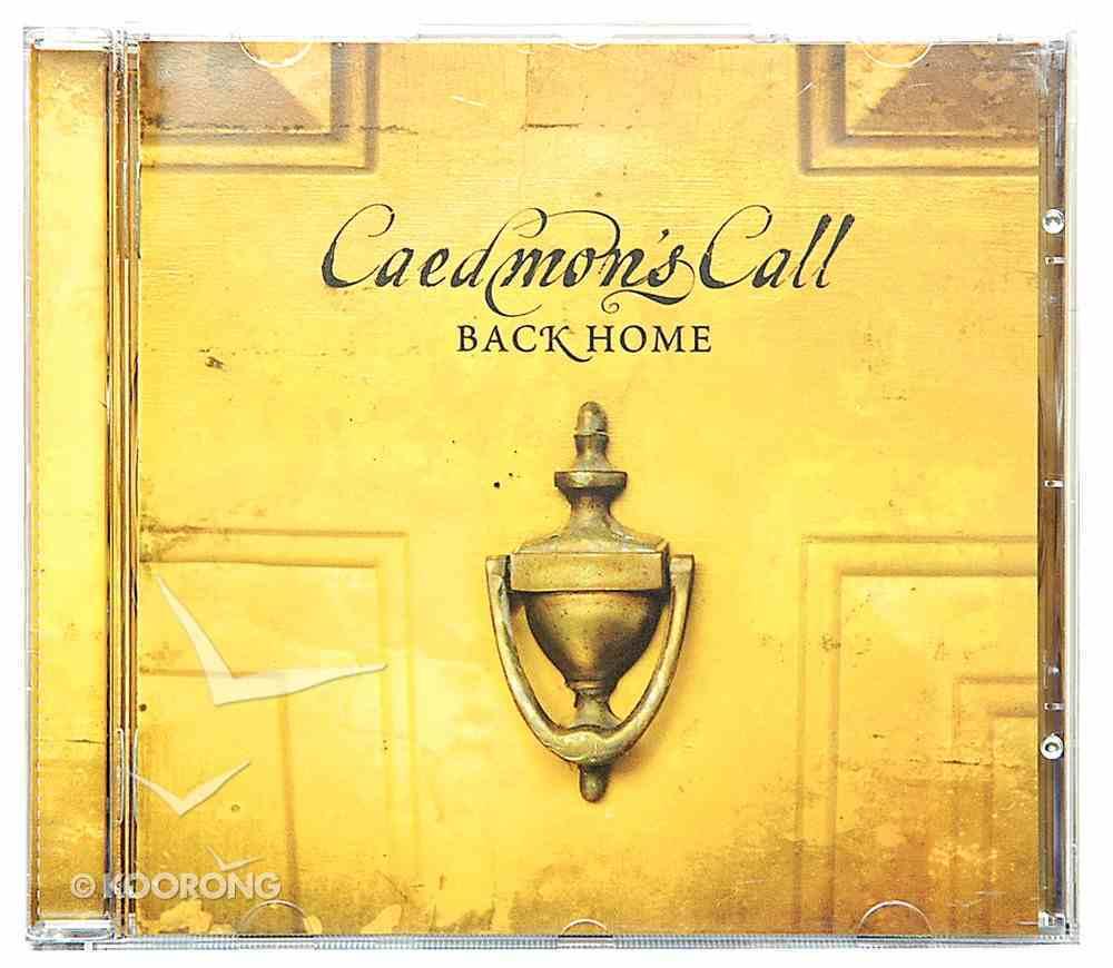 Back Home CD