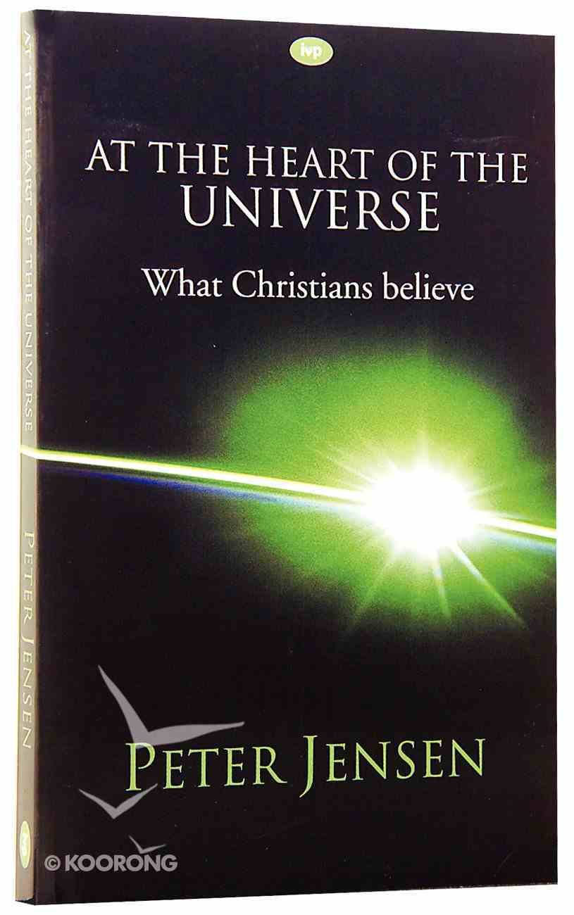 At the Heart of the Universe Paperback