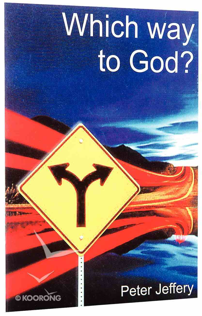 Which Way to God? Booklet