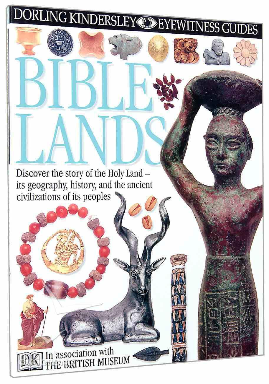 Dk Eyewitness Guides: Bible Lands Hardback