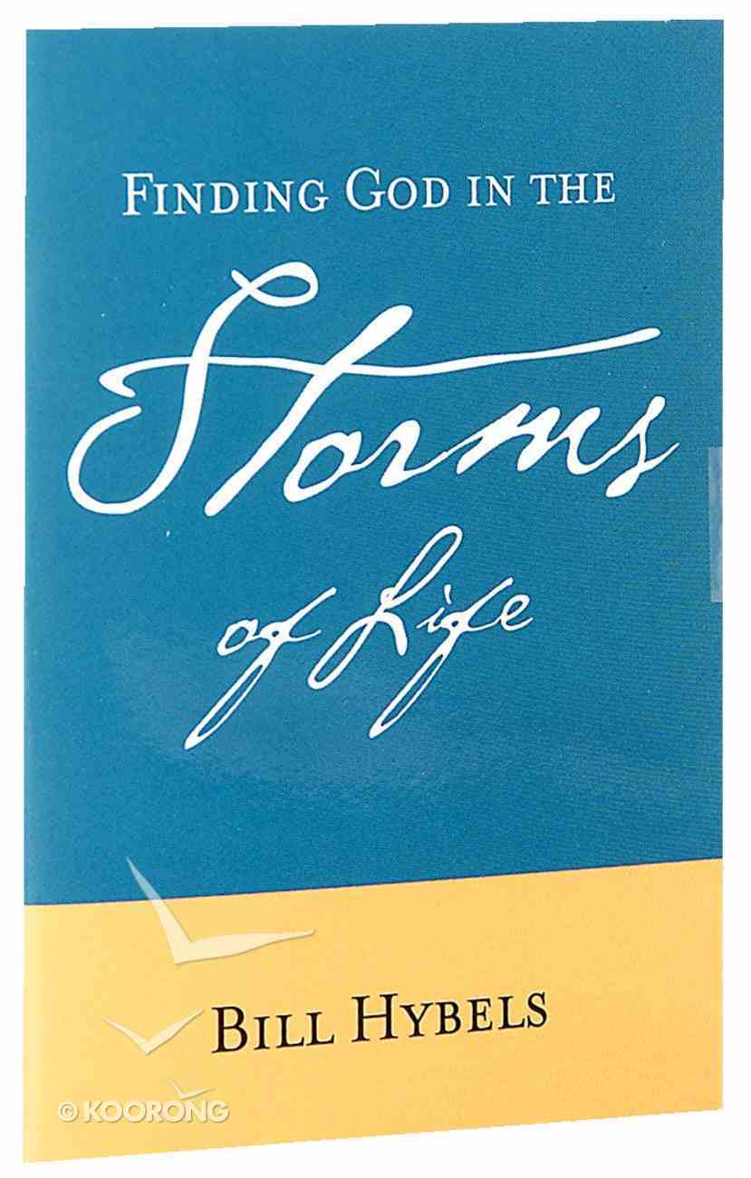Finding God in the Storms of Life Booklet
