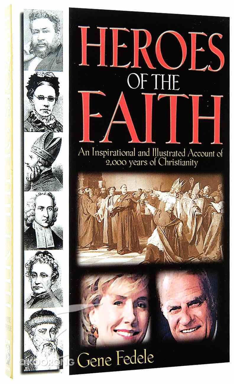 Heroes of Faith Paperback