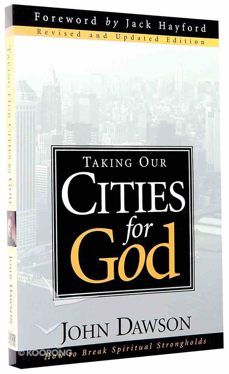 Taking Our Cities For God Paperback