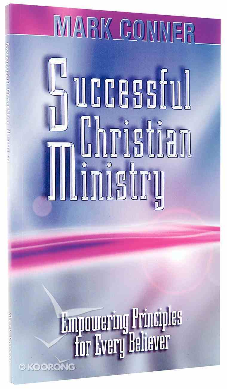 Successful Christian Ministry Paperback