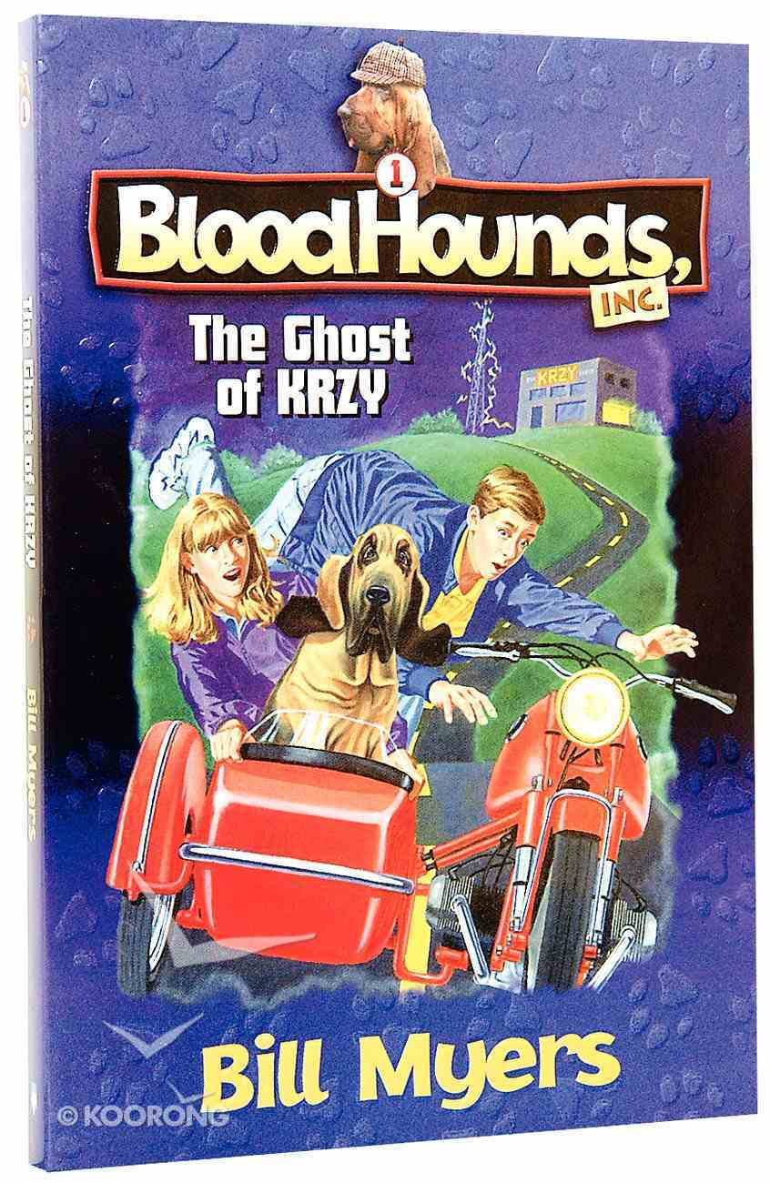 The Ghost of Krzy (#01 in Bloodhounds Series) Paperback