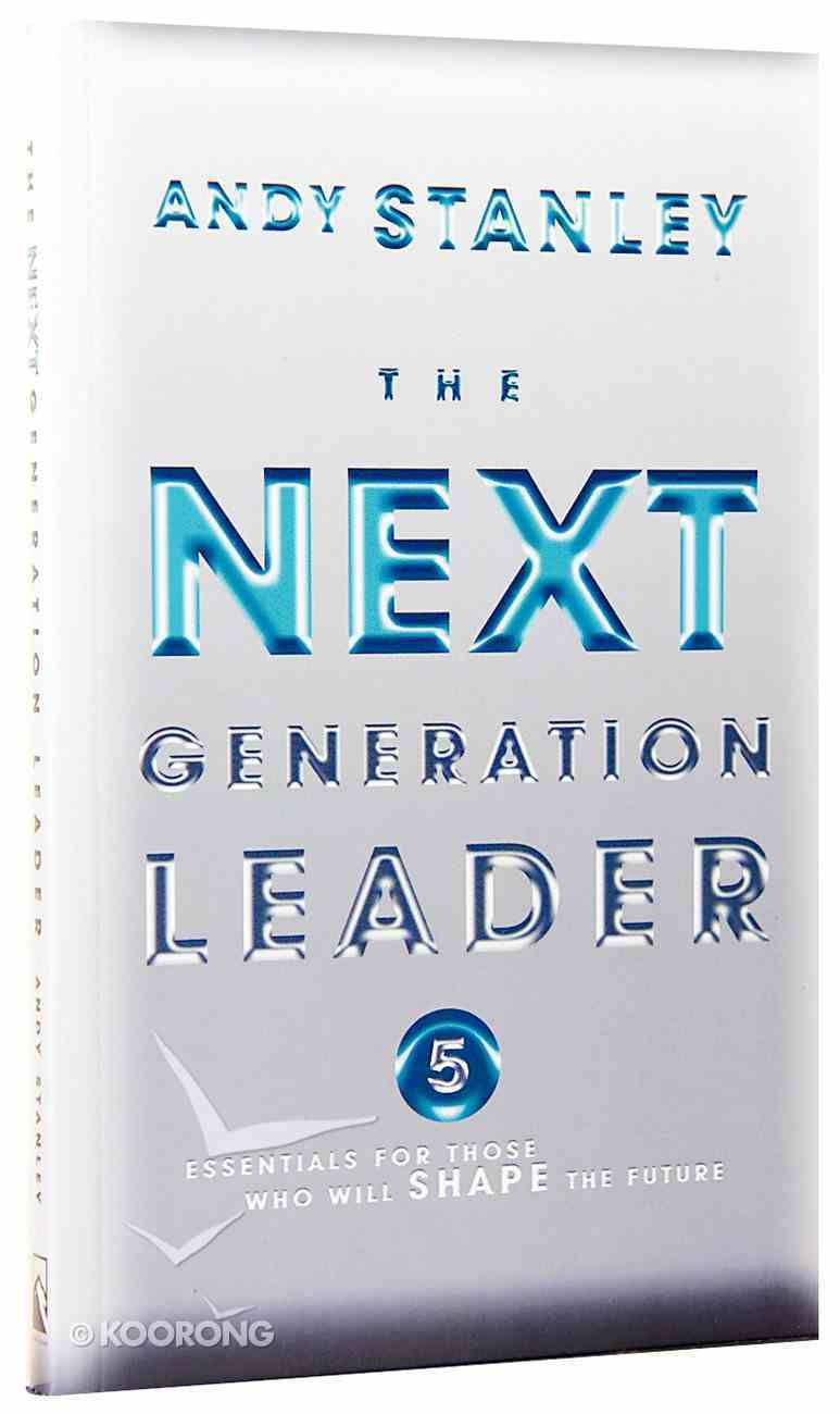The Next Generation Leader Paperback