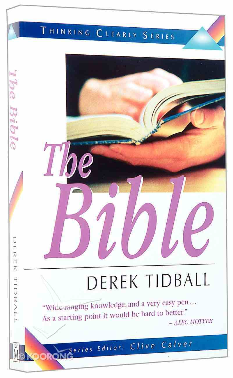 The Bible (Thinking Clearly Series) Paperback