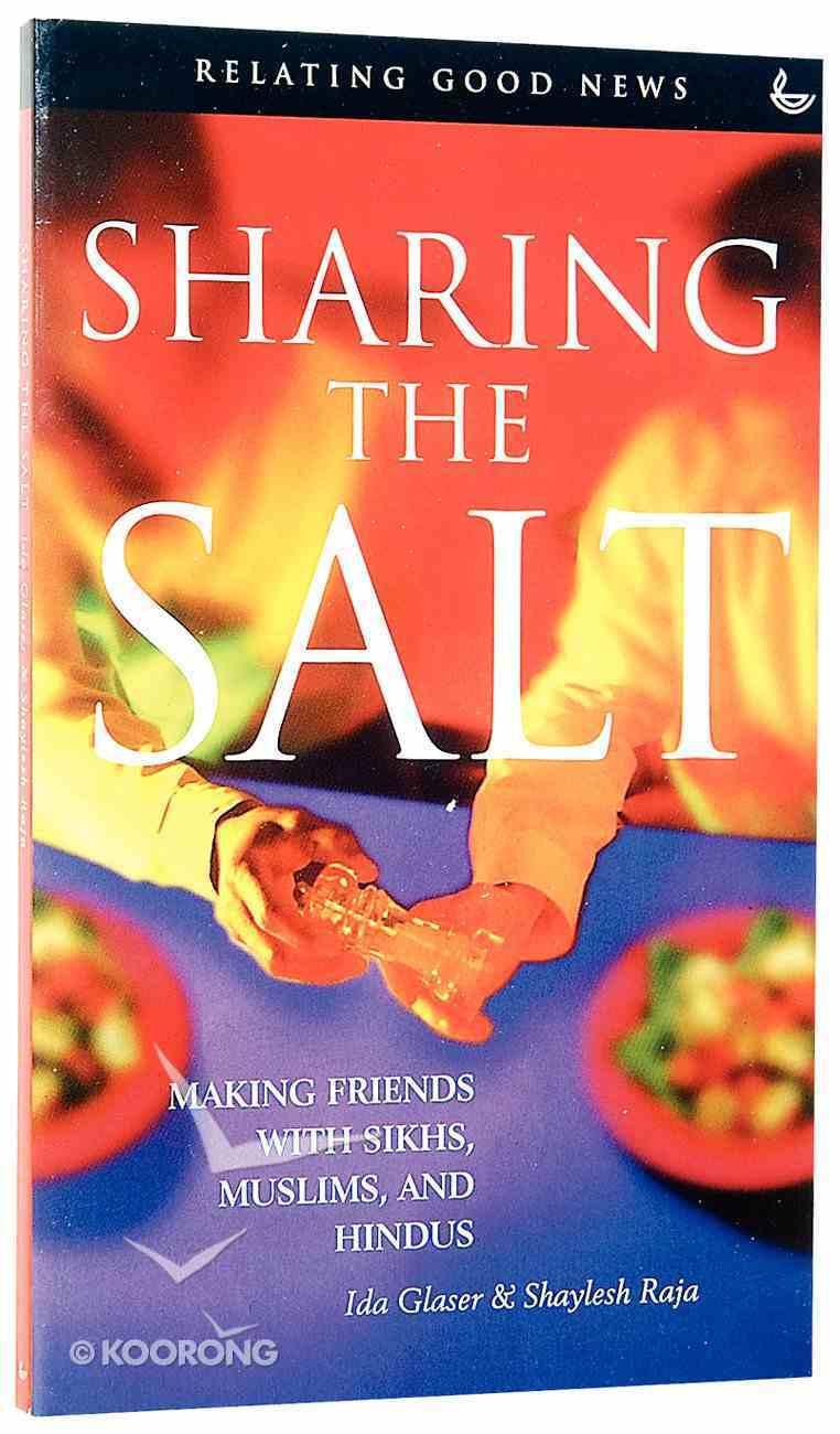 Sharing the Salt Paperback