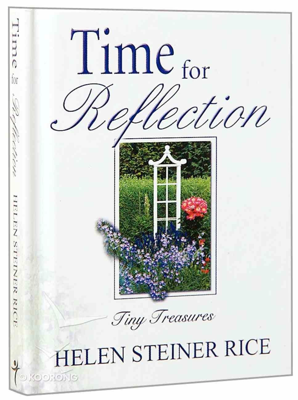 Time For Reflection (Tiny Treasures Series) Hardback