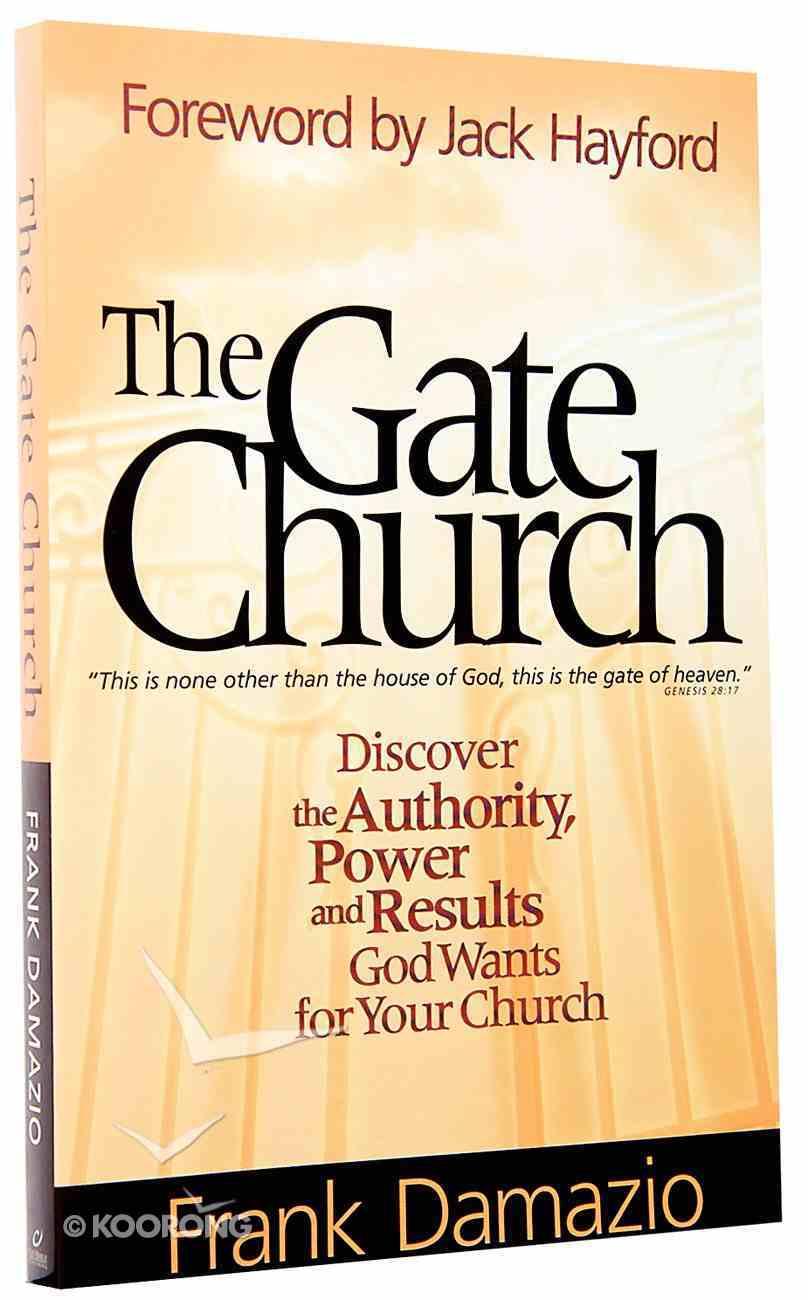 The Gate Church Paperback