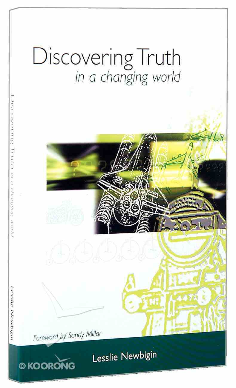 Discovering Truth in a Changing World (Alpha Course) Paperback