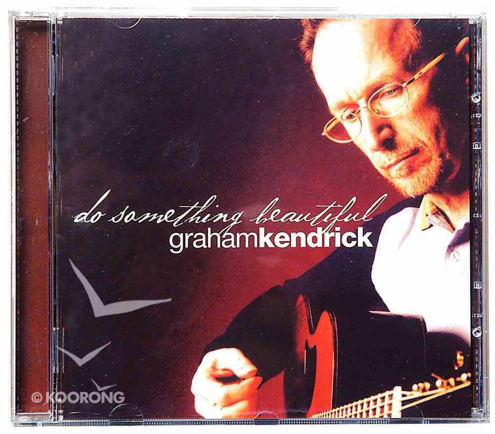 Do Something Beautiful CD