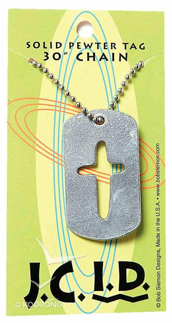 Jcid Tag: Cross/Rounded Jewellery