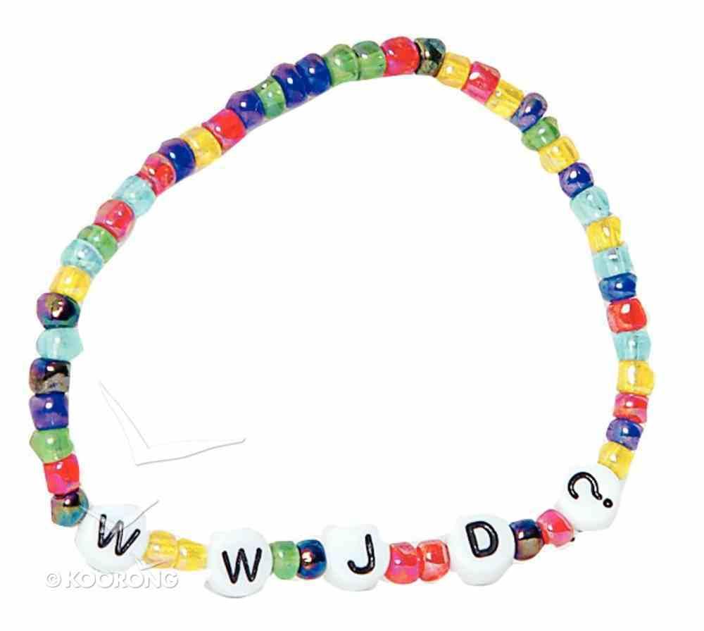 Bracelet Bead Wwjd Jewellery