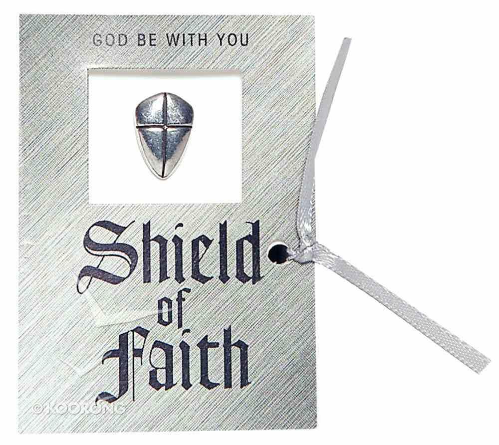 Message Card: Shield of Faith Jewellery