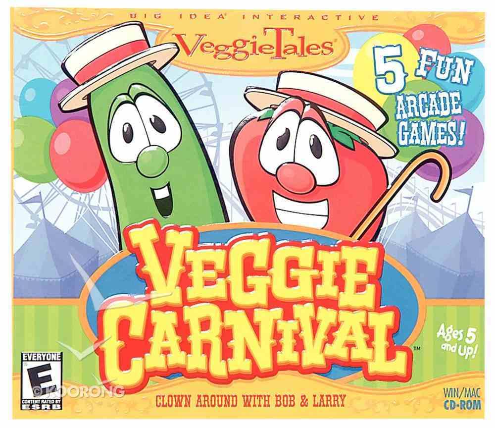 Veggie Carnival Game CDROM Win/Mac CD-rom