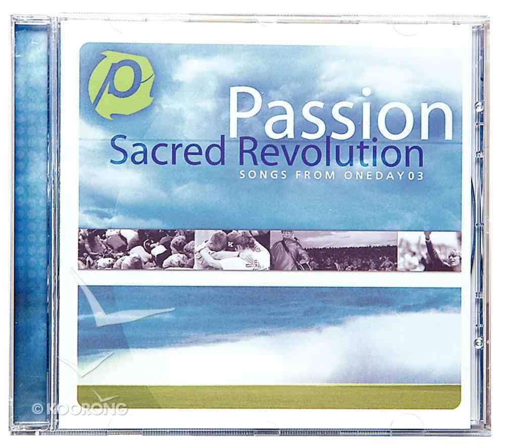 Passion: Sacred Revolution CD