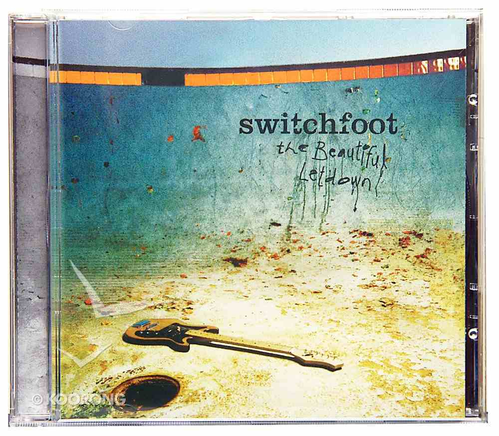 The Beautiful Letdown CD