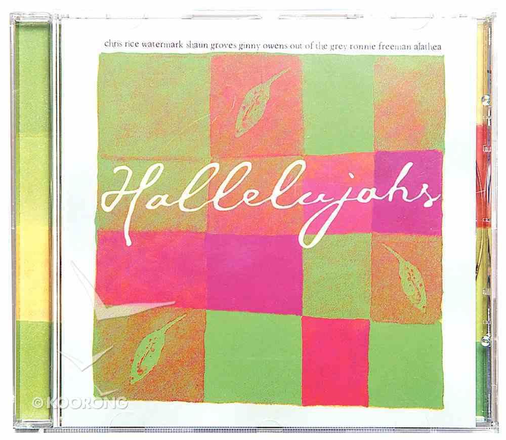 Hallelujahs: A Rocketown Worship Collection CD