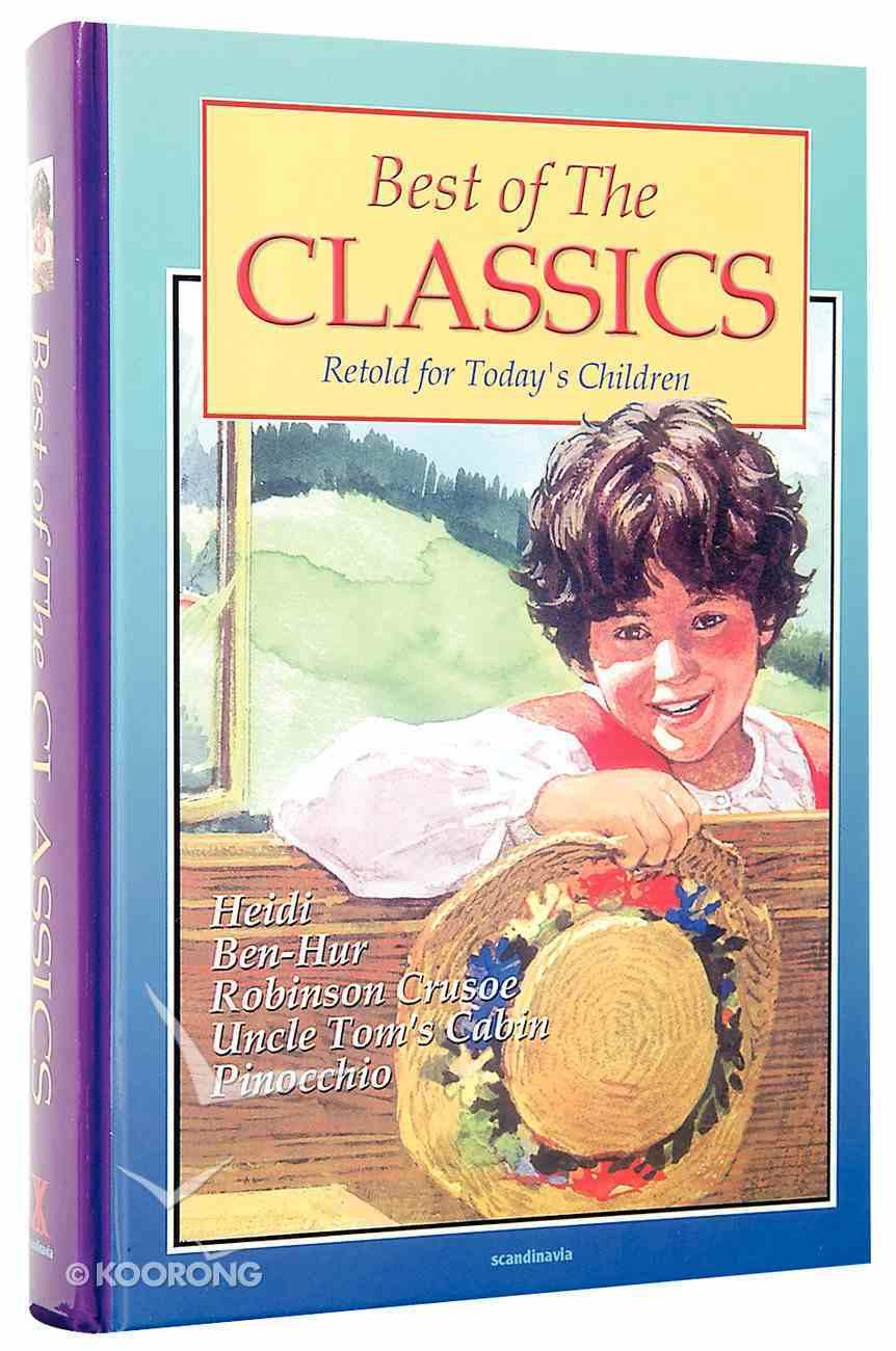 Best of Classics Hardback