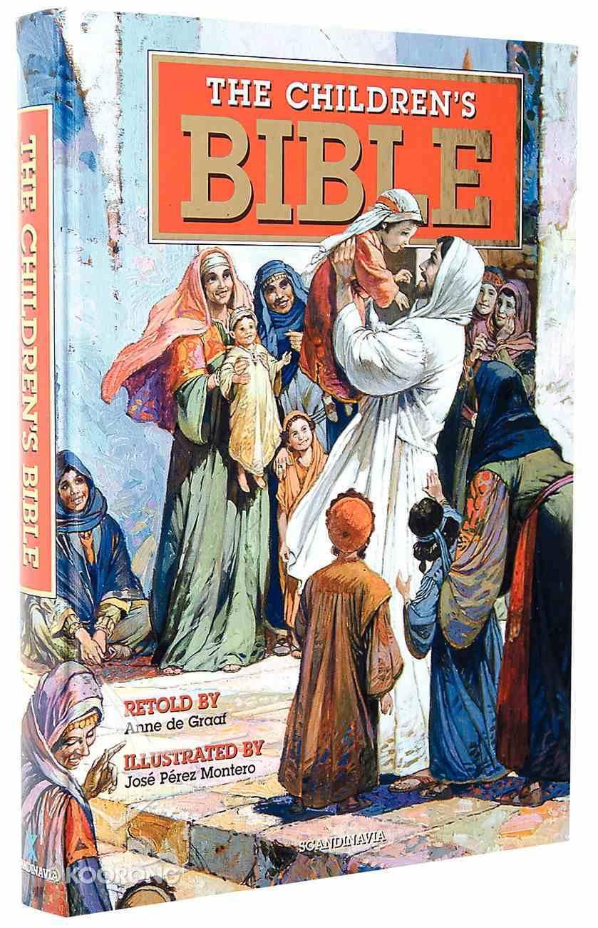 Children's Bible (Large Format) Hardback