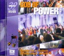 Album Image for Rcm Volume E: Supplement 32 God of Power (915-928) - DISC 1