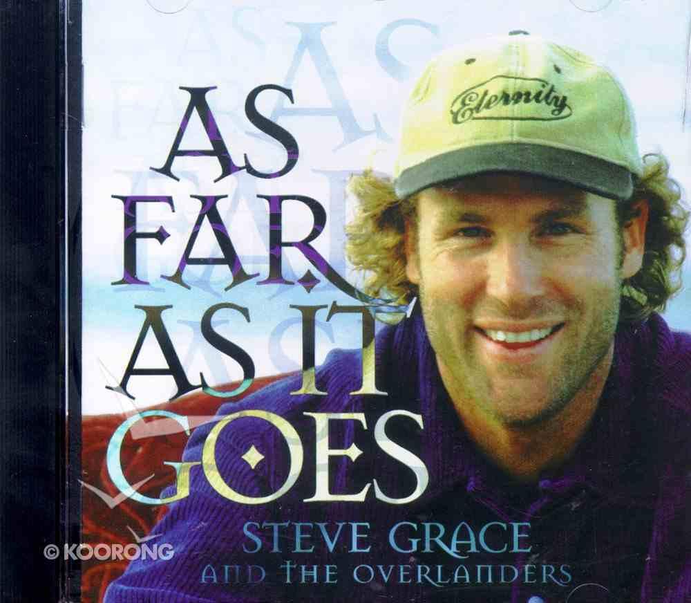 As Far as It Goes CD