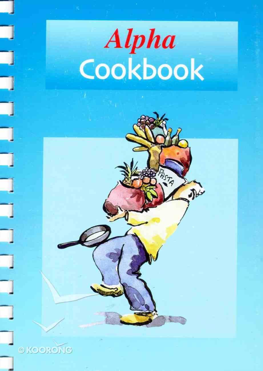 The Cookbook (Alpha Course) Spiral