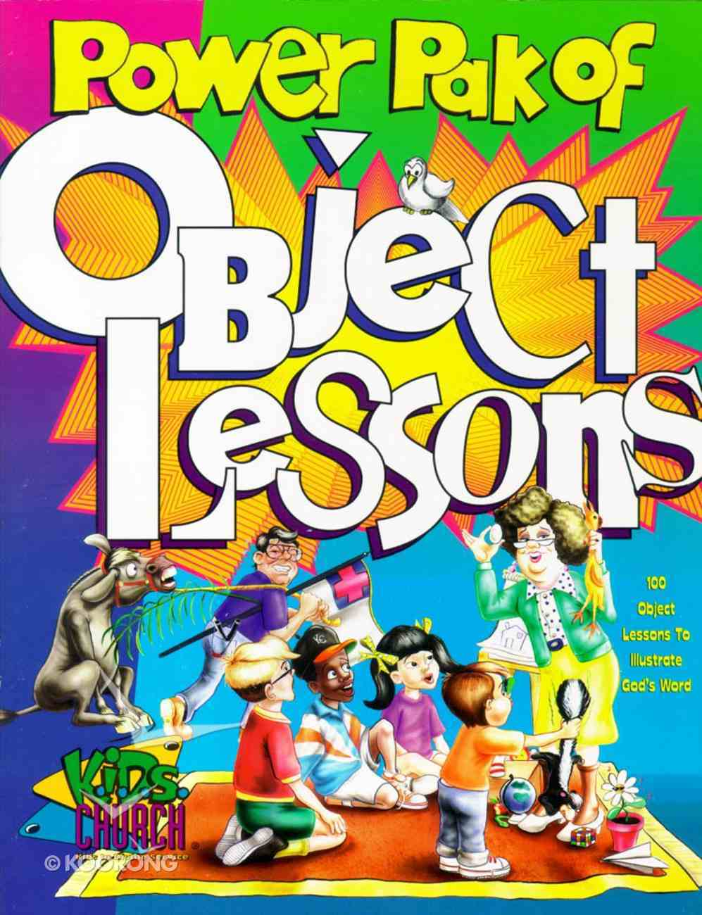 Power Pak of Object Lessons Paperback