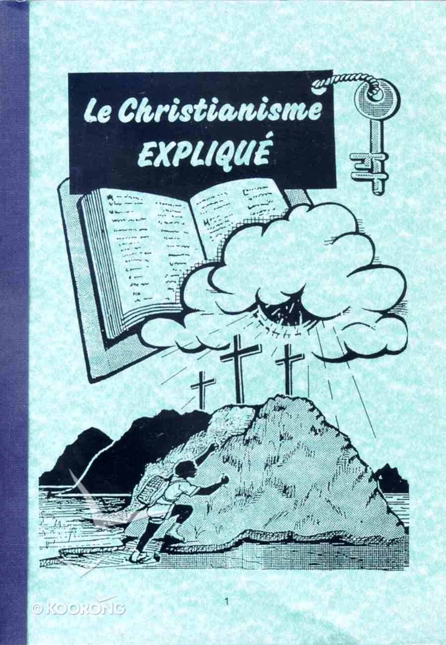 Christianity Explained (French) Paperback