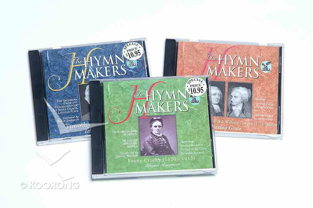 Various (Hymn Makers Series) CD