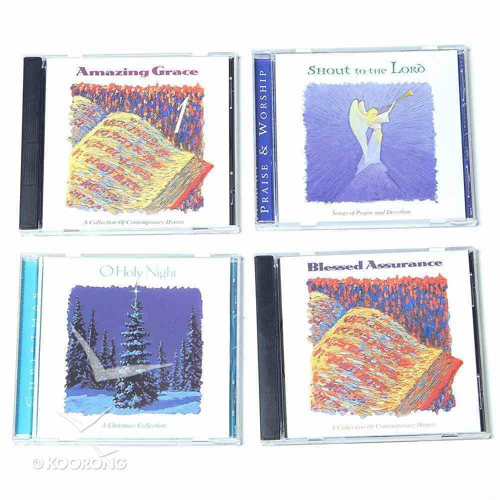 Psalm 150 Four Pack CD