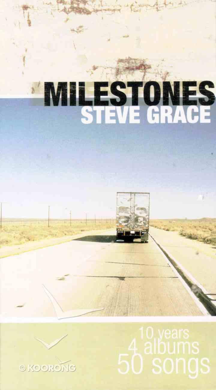 Milestones 4 CD Digipak CD