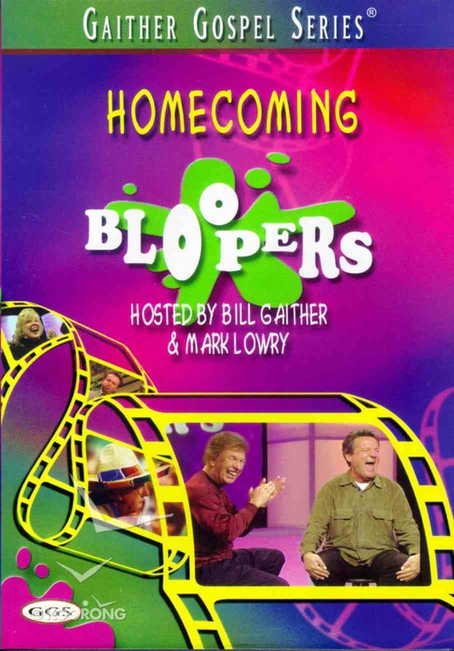 Homecoming Bloopers (Gaither Gospel Series) DVD