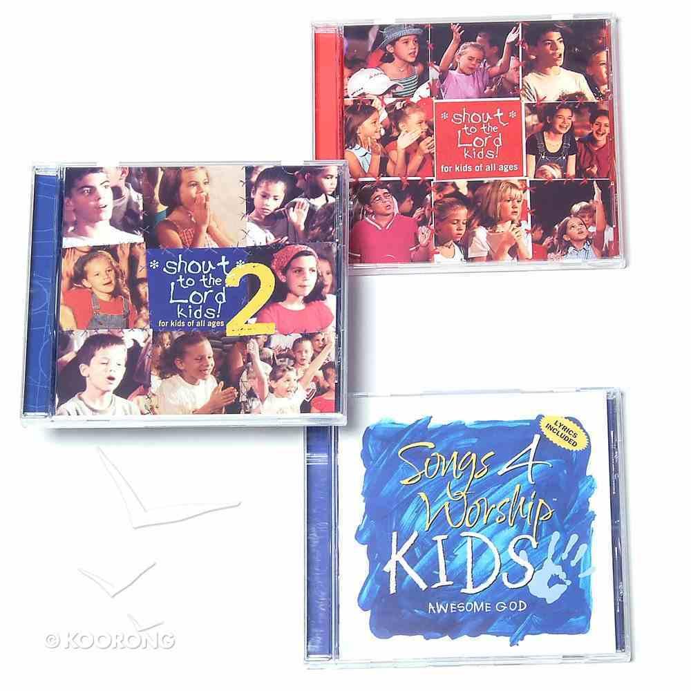 Kids Triple Pack CD