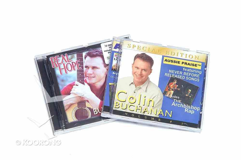 Real Hope CD & Free Aussie Praise CD CD