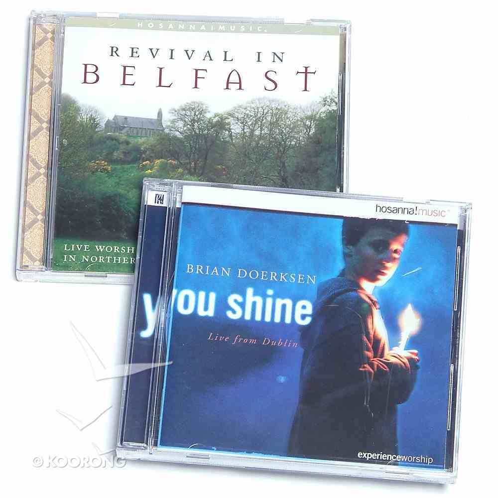 You Shine/ Revival in Belfast Pack CD