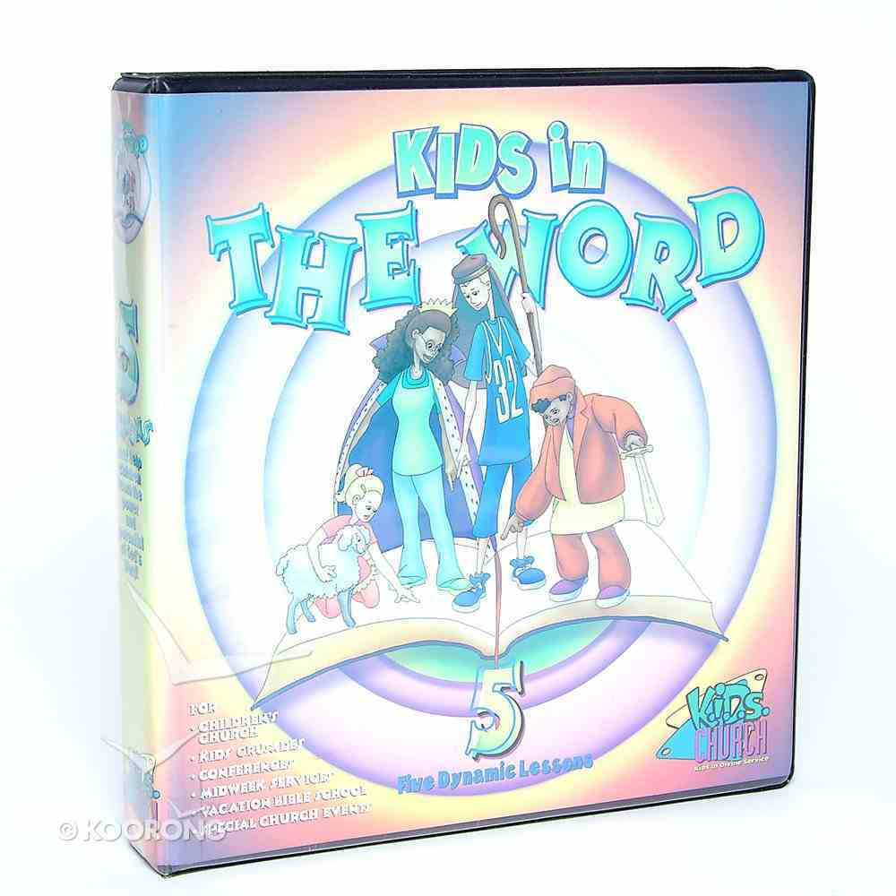 Kids in the Word (Ntsc Only) Pack