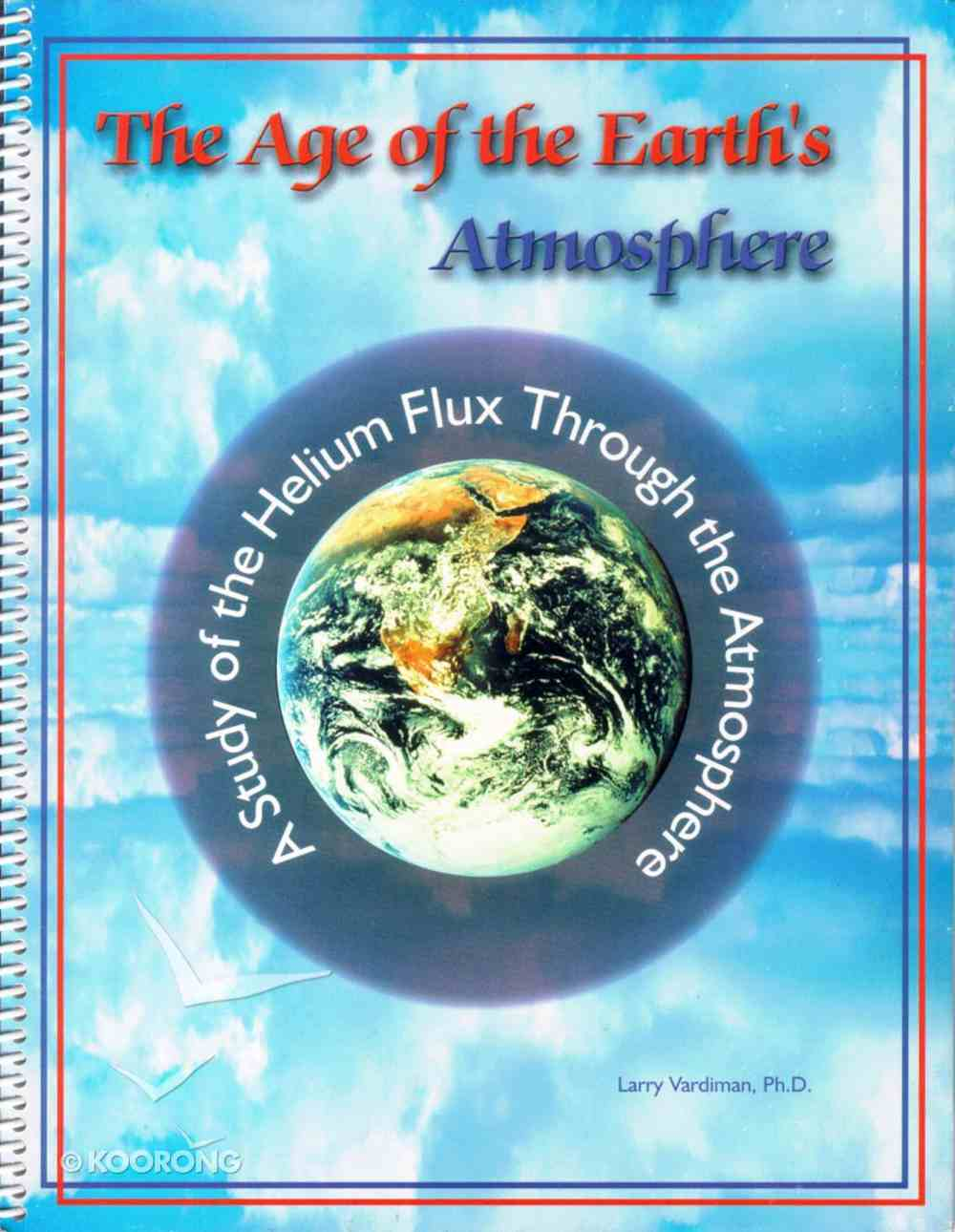 The Age of the Earth's Atmosphere Paperback