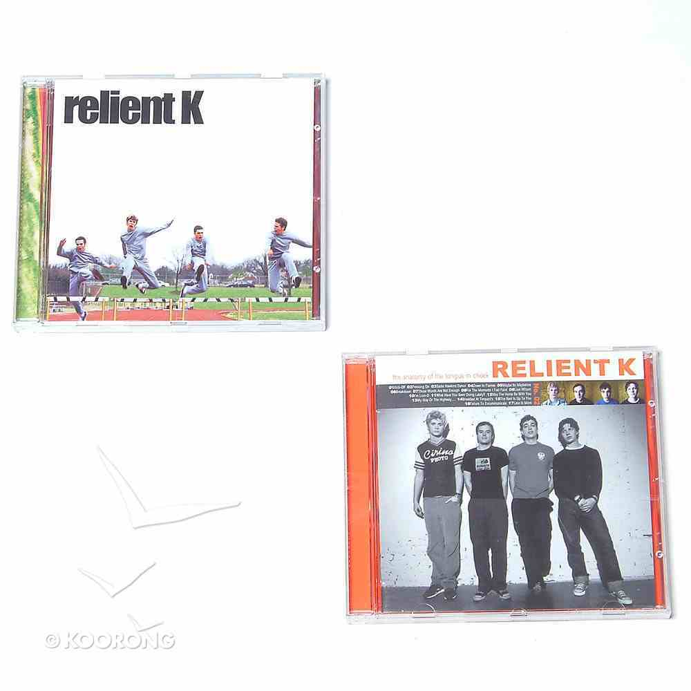 Anatomy of the Tongue in Cheek/ Relient K Pack CD