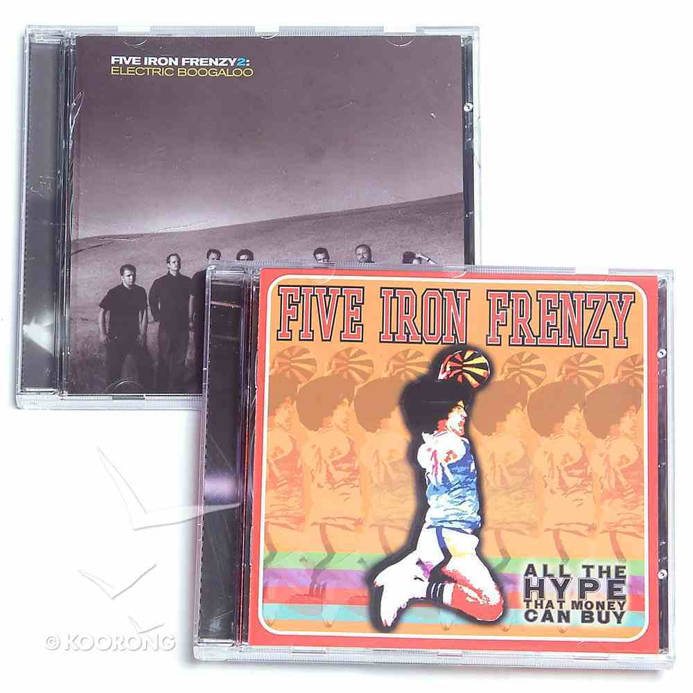 Electric Boogaloo/ All the Hype Money Can Buy Pack CD
