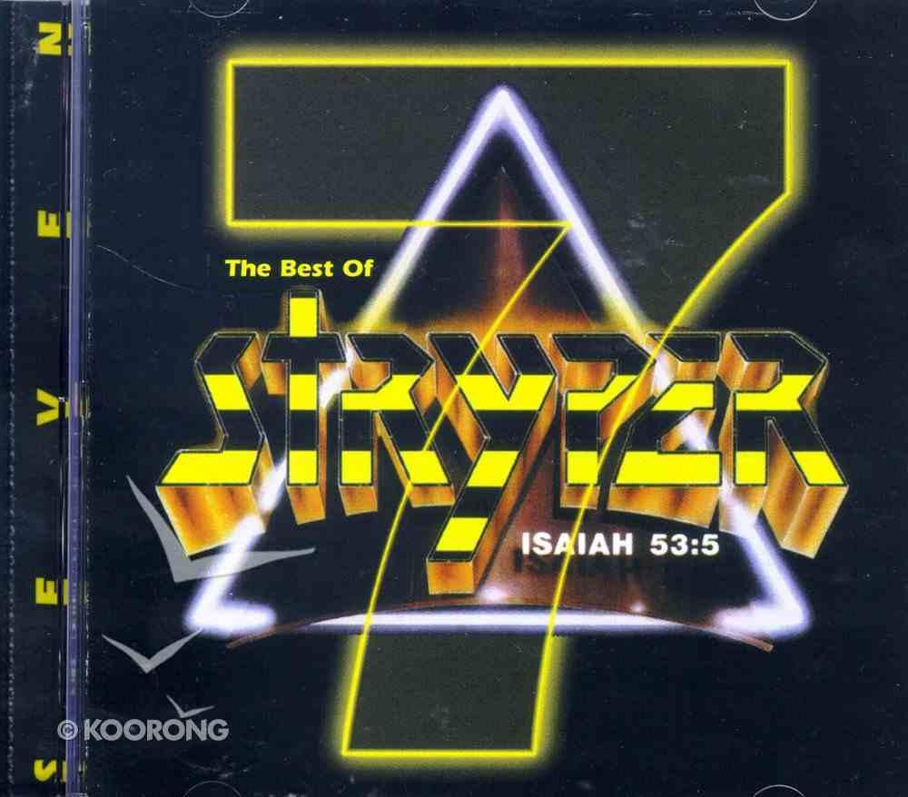 Seven: Best of Stryper CD